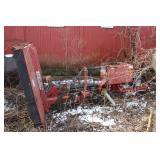 Brush Hog 5' side MT ditch bank mower