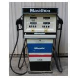 #128 Marathon Milemaker 87 Dual pump gas station
