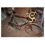 Bianchi stationary bike