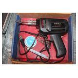 Radio Shack soldering gun