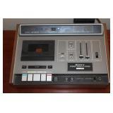 Sony Stereo Cassette Corder TC-165