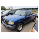 #1046 2010 Ford Ranger Pickup Truck w/ 29,2XX miles
