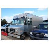#1220  2013 Ford Utilimaster 14' Step Van - 83,00+ miles