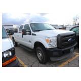 #1408 2012 F-250 4X4 Pickup, 6.7L Diesel 110,000+ miles