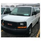 #1535 2008 GMC Savanna Work Van