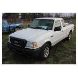 #1491 2009 Ford Ranger Compact Pickup - 10,700+ miles