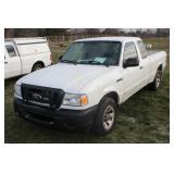 #1483 2009 Ford Extended Cab Ranger - 14,600+ miles