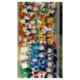 Mega Group of Disney Plush Character Beanies
