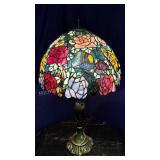 Art Glass Table Lamp