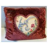 Melissa Gilbert Hand Made/Movie Used Pillow