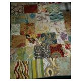 Great Handmade Patch Quilt