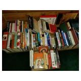 Extensive Book Collection w/ Cookbooks