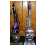 Dyson Ball and Shark Navigator Vacuum Cleaners