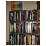 Group Lot of 99 DVD