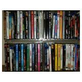 Group Lot of 86 DVD Video Movies