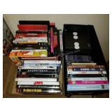 Extensive DVD and Blu Ray Disc Movie Colleciton