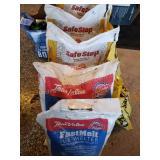 7 Bags of Moton Salt