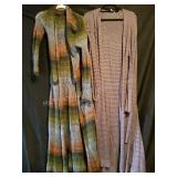 Pair of Smocks Worn By Melissa Gilbert