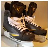 Pair of Easton Stealth 55S Size 8.5 Hockey Skates
