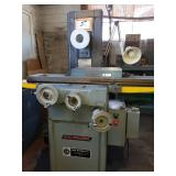 Reid Model HR Rollerway Surface Grinder