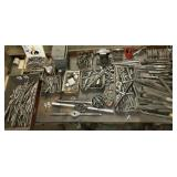 Huge Lot of Machine Shop Tools and Accessories