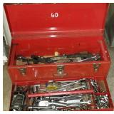 Toolbox Loaded with Craftsman and  More