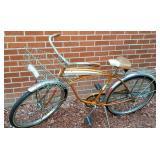 Vintage Schwinn Gold Mens Bicycle
