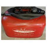 Original Johnson 6 Gallon Boat Motor Gas Can