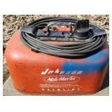 Johnson Mile Master 6 Gallon Boat Gas Can
