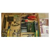 Group Lot with Titanium Coated Drill Bits and More