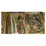 Group Lot of Hand Tools with Cornwell, Craftsman