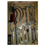 Group Lot of SNAP ON Tools.Wrenches and More!
