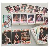 Collection of 1977-1979 Basketball Cards