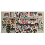 Collection of 1977-78 Hockey and Baseball Cards