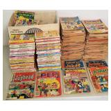 200 Comic Books with Archie Series Comics Digest