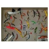 Group of 45+ Muskie and Pike Lures