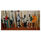Ice Fishing Pole Group