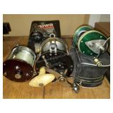 Fishing Reel Group for the Big and Small Lake