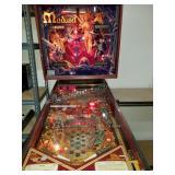 1981 Bally Medusa Pinball Game