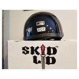 Skid Lid Motorcycle Helmet. Brand New