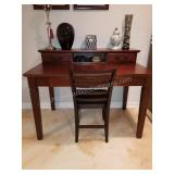 Beautiful Secretary Desk and Chair