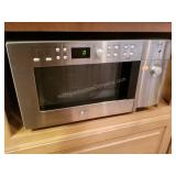 LG Stainless Steel Microwave/Toaster Combo