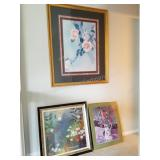 Beautiful Framed Art Prints with Asian Theme