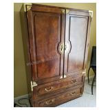 Spectacular Multi-Wood Wardrobe Cabinet