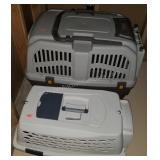 Kong & Petmate Kennel Cab Carrier Plus More