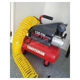 Craftsman 1.5 HP 3 Gallon Air Compressor