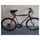 Mens Huffy Mt. Ranger Shimano 15 Speed Bike
