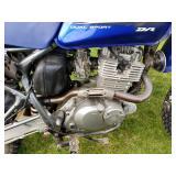 Suzuki Dual Sport Motorcycle