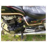 1982 Honda Nighthawk 450 Motorcycle