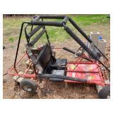 Critter Go Kart with Power Sport Tecumseh Engine